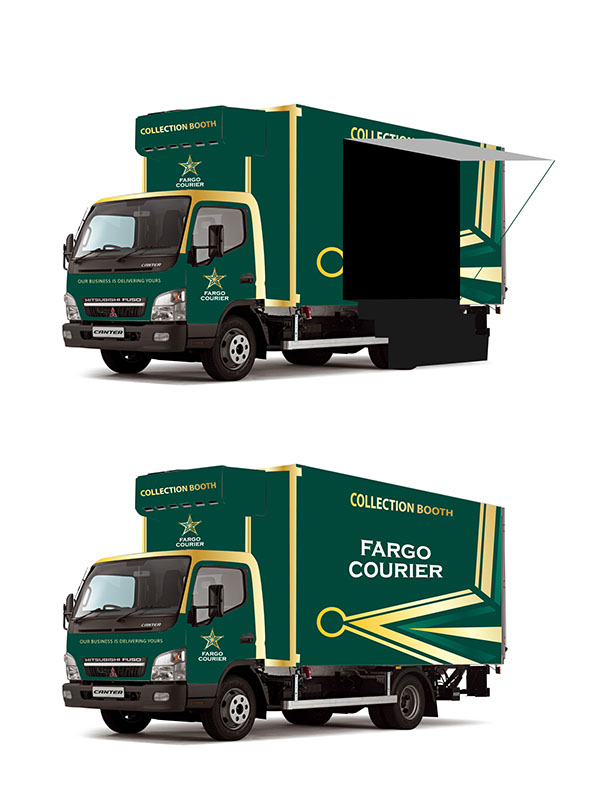 Delivery & parceling services